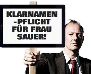Frau Sauer